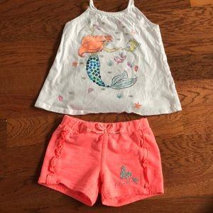 Ariel summer outfit!
